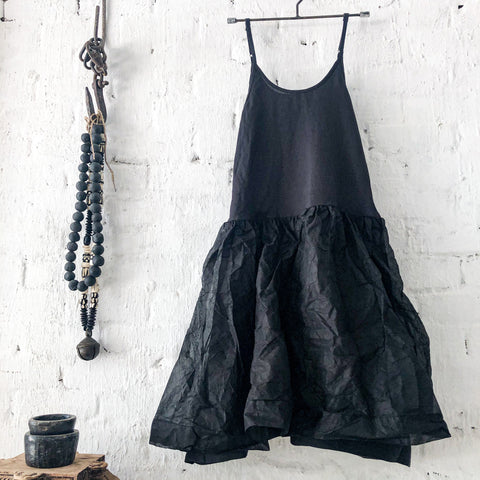 Tutu Slip Black - Short