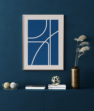 Load image into Gallery viewer, Abstract Blue I