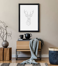 Load image into Gallery viewer, Minimalistic Deer