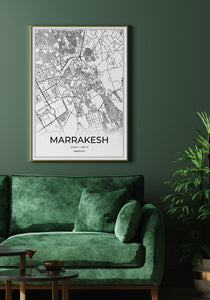 Marrakesh Map I