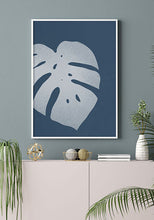 Load image into Gallery viewer, Monstera Blue I