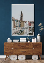 Load image into Gallery viewer, Boats in Venice