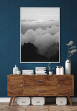 Load image into Gallery viewer, Clouds & Mountains