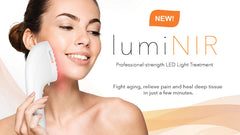 lumiNIR Professional Strength Near Infrared LED Light Treatment