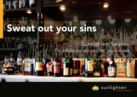 Promotional Poster #13 - Sweat out your sins (1)