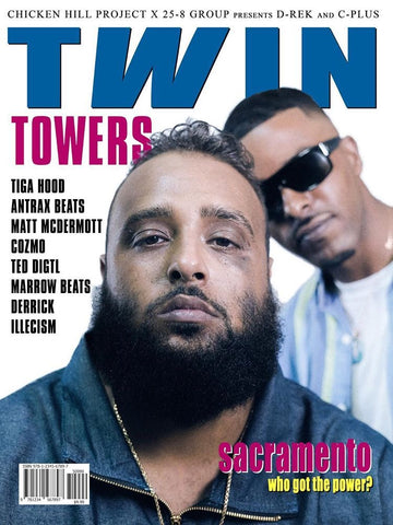 to listen to my collaborative album Twin Towers w/D-Rek click the link below