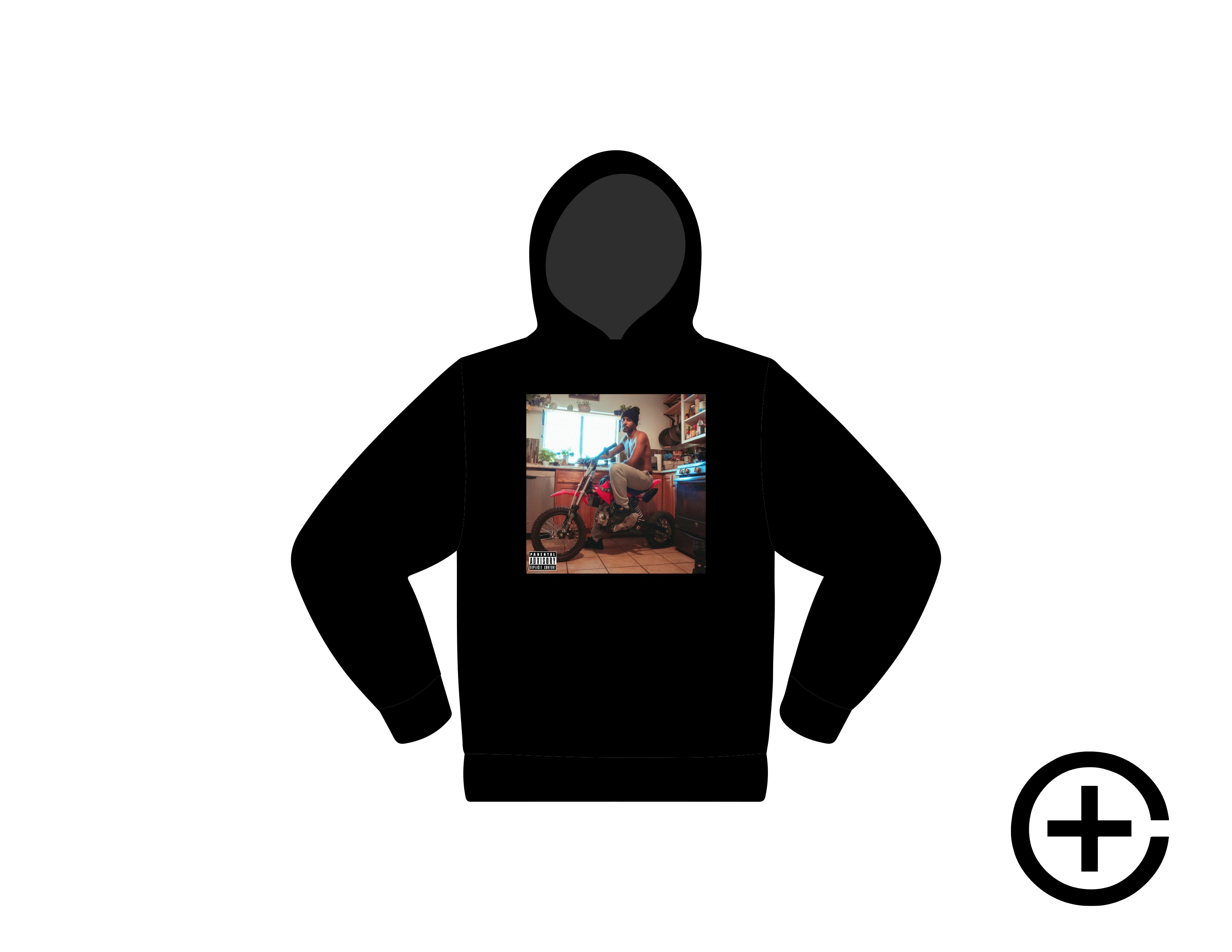 """Live From The Crib"" hoody"