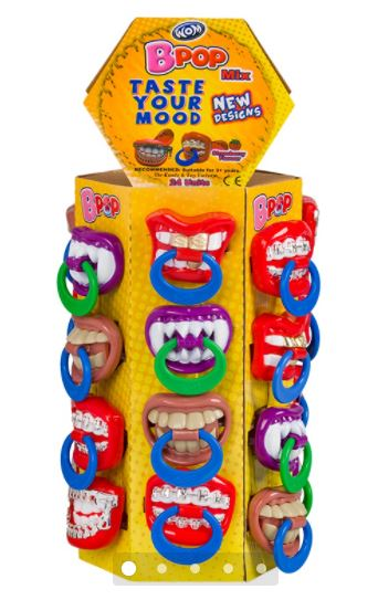 WOM Bonbon Bpop Tower Mix - 15g - 1pack 24pcs