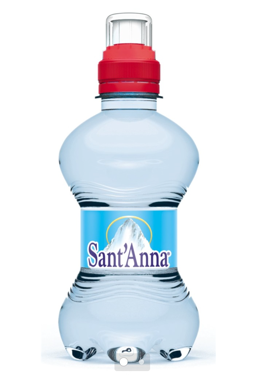 Sant Anna Naturale/ Sans Carbonate (4x6) 0.25L La Baby Bottle PET - 24pcs