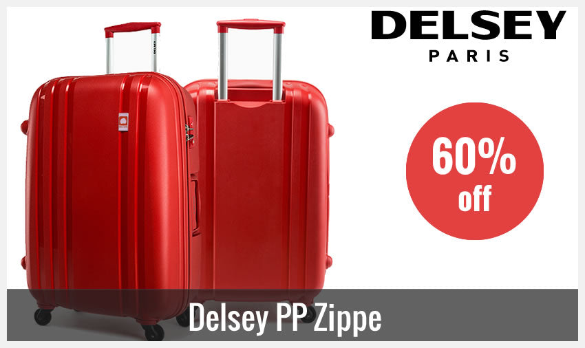 Delsey PP Zippe