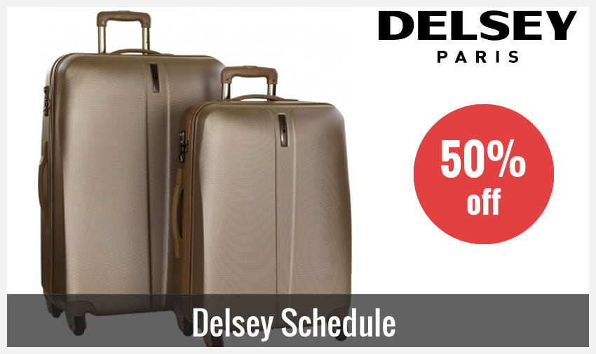 Singli Luggage suitcase delsey