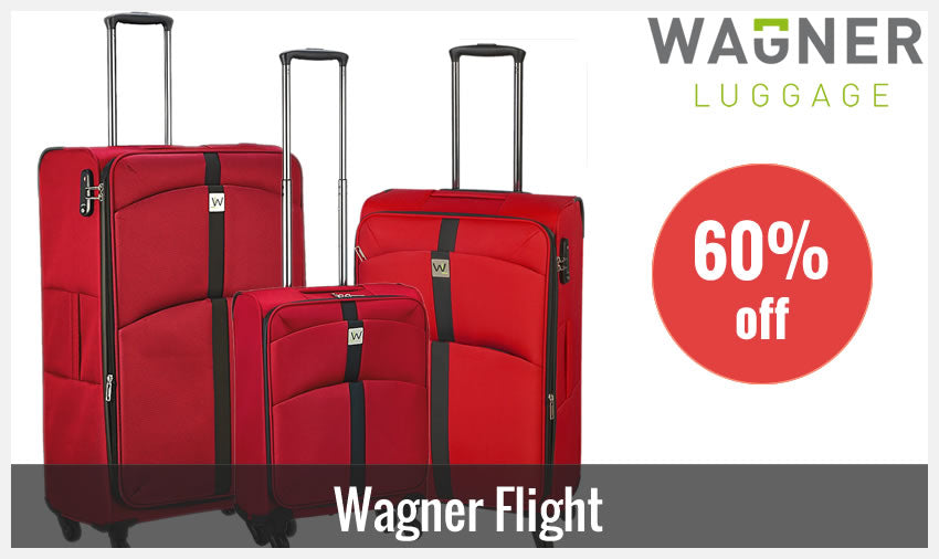 Wagner luggage backpack collection