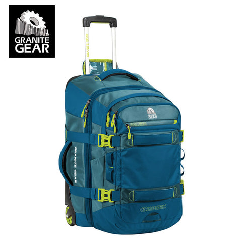 "Granite Gear Cross Trek 22"" Wheeled Carry-On upright w/ removable Pack"