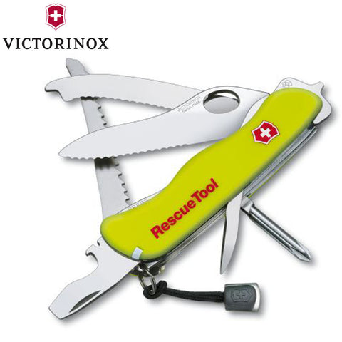 Victorinox Swiss Army RescueTool Pocket Knife