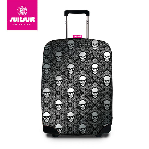 SuitSuit Silver Skulls Cover Multisize