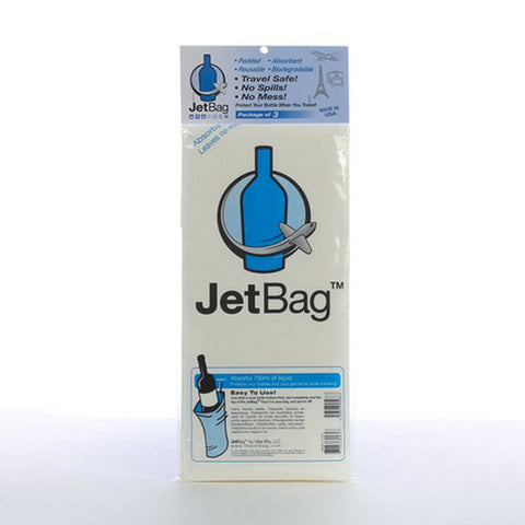 JetBag - Wine Transporter ( 3P Set)