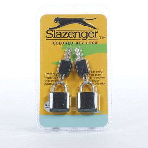 Slazenger - Key Lock (2P Set)