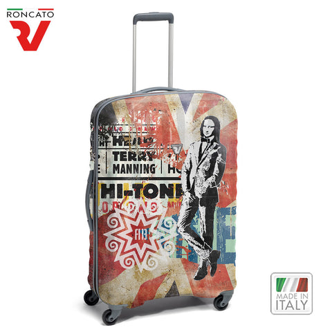Roncato Uno Zip Art Medium - Singli - HK Online Shop for Luggage, Backpacks & Travel Accessories - 1