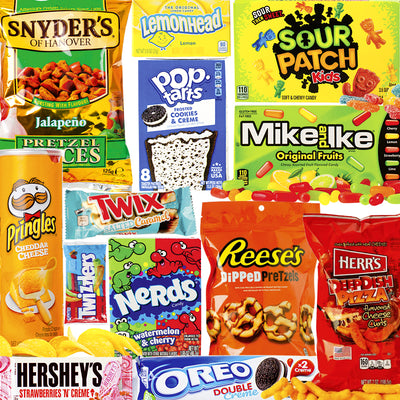 American Snacks & Sweets