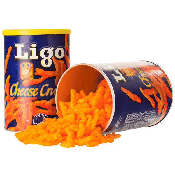 Ligo Cheese Crunch 119g