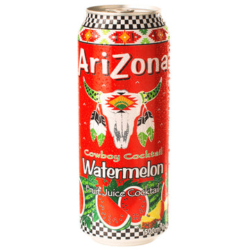 AriZona Cowboy C. Watermelon 500ml - fruchtig frisch!