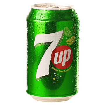 Seven Up Lemon & Lime 330ml - Summer your way!