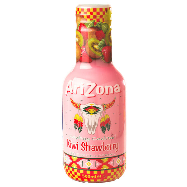 AriZona Cowboy C. Kiwi Strawberry 500ml - sooo lecker