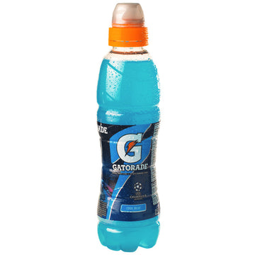 Gatorade Cool Blue 500ml - get the Kick!