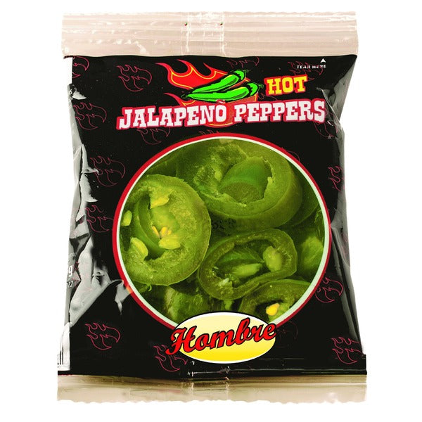 Hombre Jalapenos Peppers - some like it hot
