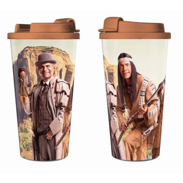 Coffee To Go Becher Bullyparade Manitu
