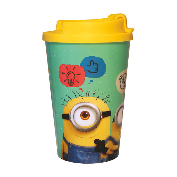Coffee to Go Becher Minions