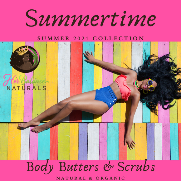 BODY BUTTER POTIONS