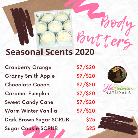 Cranberry Orange Butter (Holiday 2020)