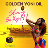 Golden Yoni Oil