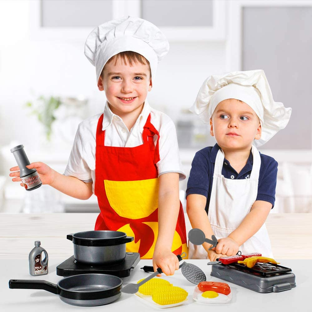 Happy Cookware Playset - Kitchen Pretend Play Toys