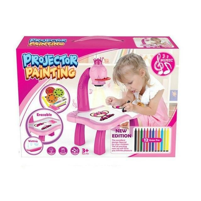 Trace and Draw Projector - Educational Learning Toy