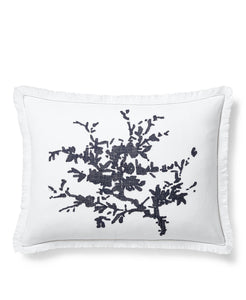 "Ralph Lauren Eva Silhouette 15"" X 20"" Decorative Throw Pillow #HA9800"