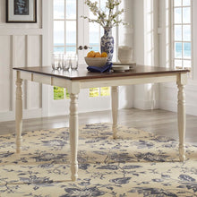 Load image into Gallery viewer, Itchington Butterfly Rubberwood Solid Wood Leaf Dining Table