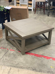 Mountain Lodge Coffee Table By Home Styles