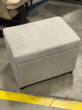 Load image into Gallery viewer, Essex Storage Ottoman
