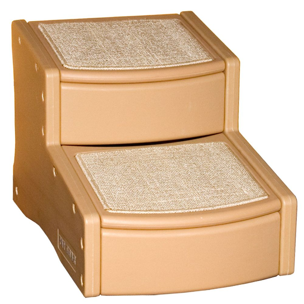 Pet Gear Easy Step II Pet Stairs, Cocoa 7036