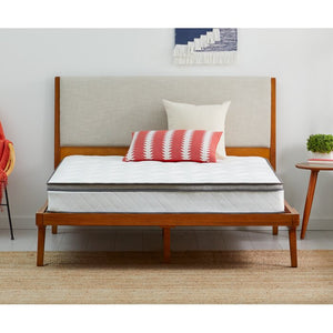 "Wayfair Sleep 8"" Medium Firm Innerspring Mattress, #6750"