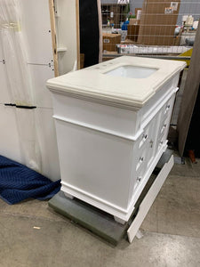 "Minogue 42"" Single Bathroom Vanity Set"