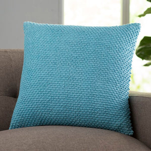 "Coleharbor Throw Pillow- 20"" Aqua #9916ha"