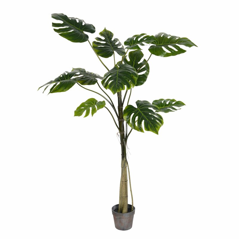 Artificial Potted Grand Floor Foliage Tree in Pot 7058