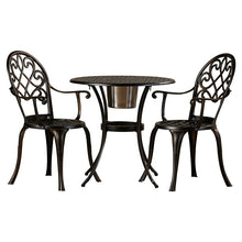 Load image into Gallery viewer, Chestnut Street 3 Piece Bistro Set 2095