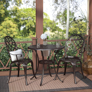 Chestnut Street 3 Piece Bistro Set 2095