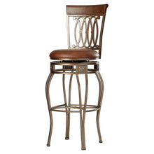 Load image into Gallery viewer, Copenhagen Atherton Swivel Bar Stool Set of 2
