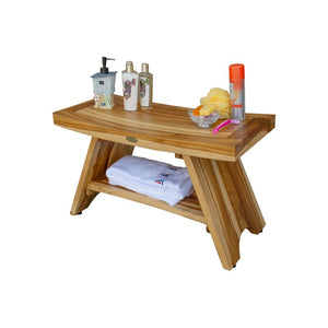 EarthyTeak - Serenity Teak Shower Bench 2220