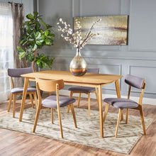 Load image into Gallery viewer, Alma Mid-Century Dining Table